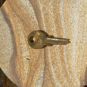 Vintage #222 Louis Vuitton Key